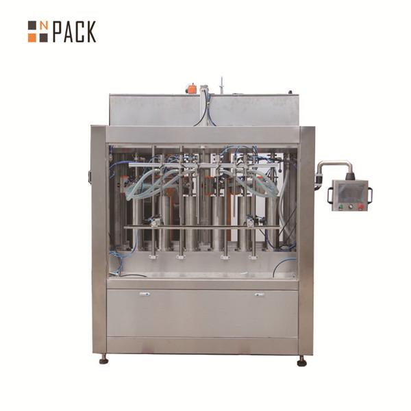 Pneumatische Cremepaste Flüssigkeitsfüllmaschine zum Abfüllen von Flaschen